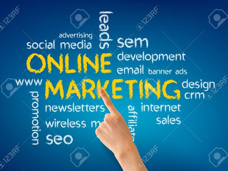 Kênh Marketing Online Phổ Biến