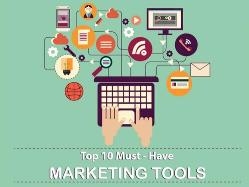Công Cụ Hộ Trợ Marketing Online