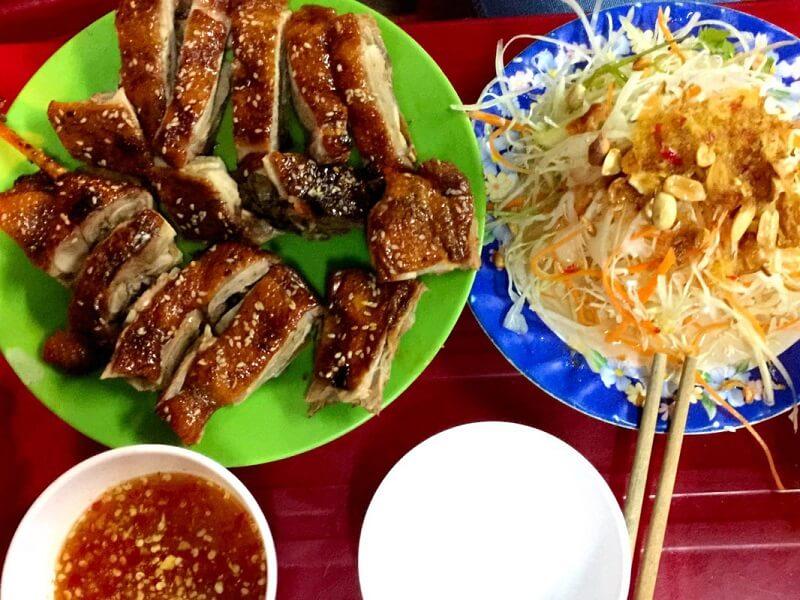 Cơm vịt Nha Trang