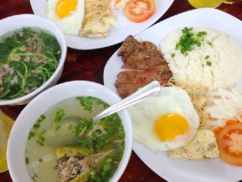 Cơm tấm Nha Trang