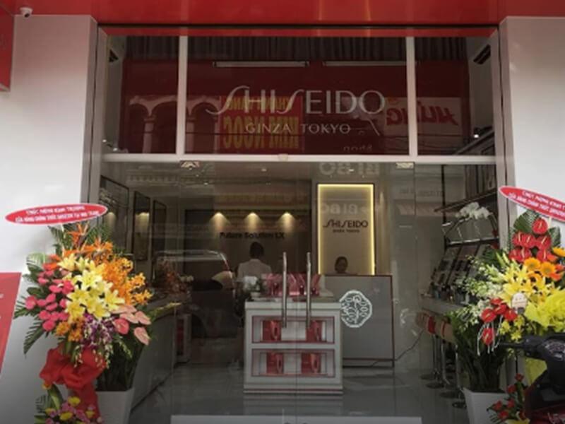 Shiseido Nha Trang