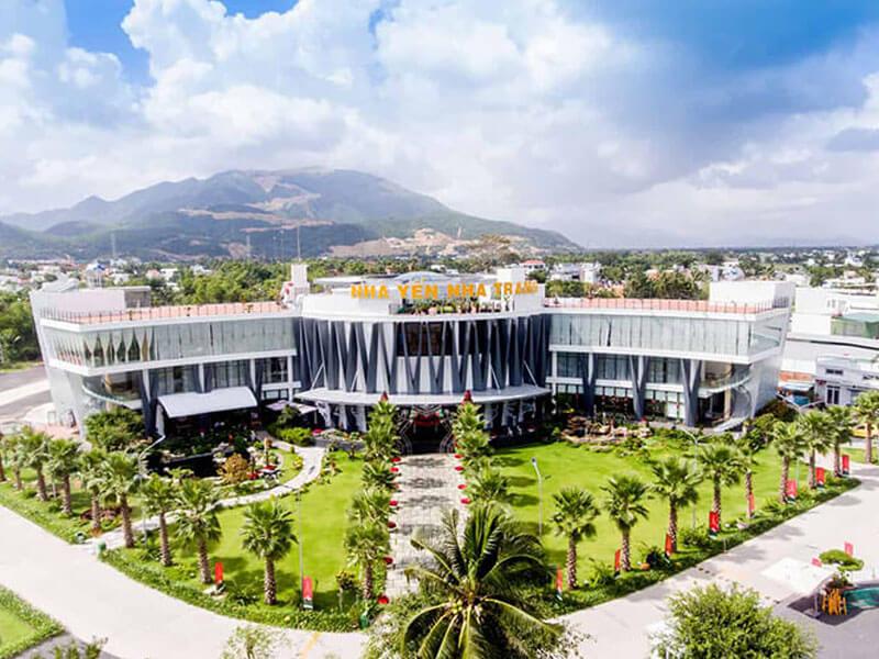 Nhà Yến Nha Trang