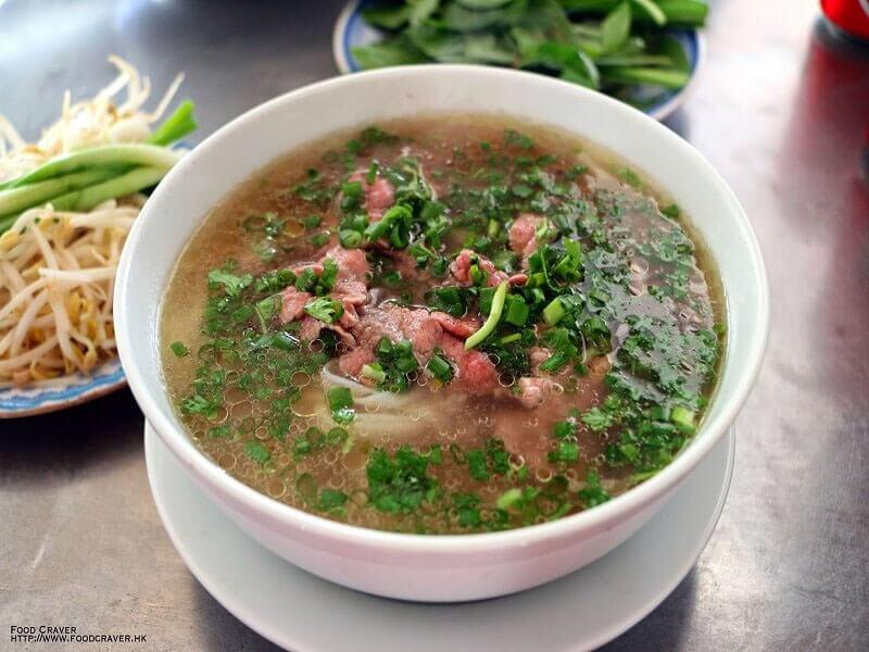 Phở Hồng Giang Nha Trang