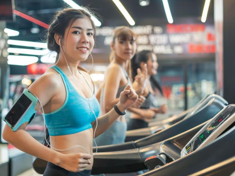Phòng Gym Nha Trang - Olympic Nha Trang Gym & Fitness