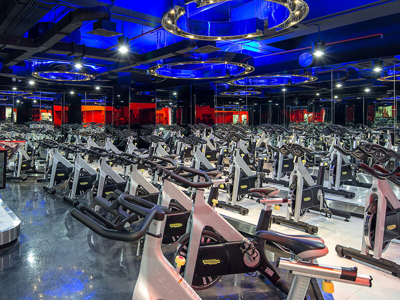 Phòng Gym Nha Trang - California Fitness & Yoga