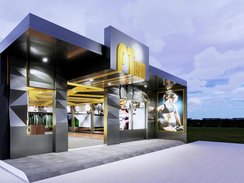 Phòng Gym Nha Trang - PT
