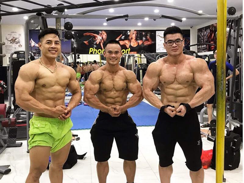 Phòng Gym Nha Trang - Phong Sport