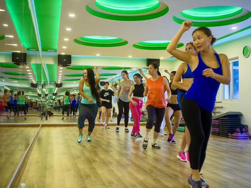 Phòng Gym Nha Trang - NT Fitness