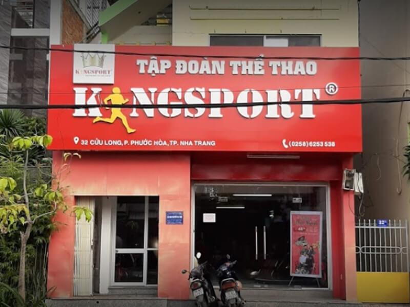 Phòng Gym Nha Trang - KingSport