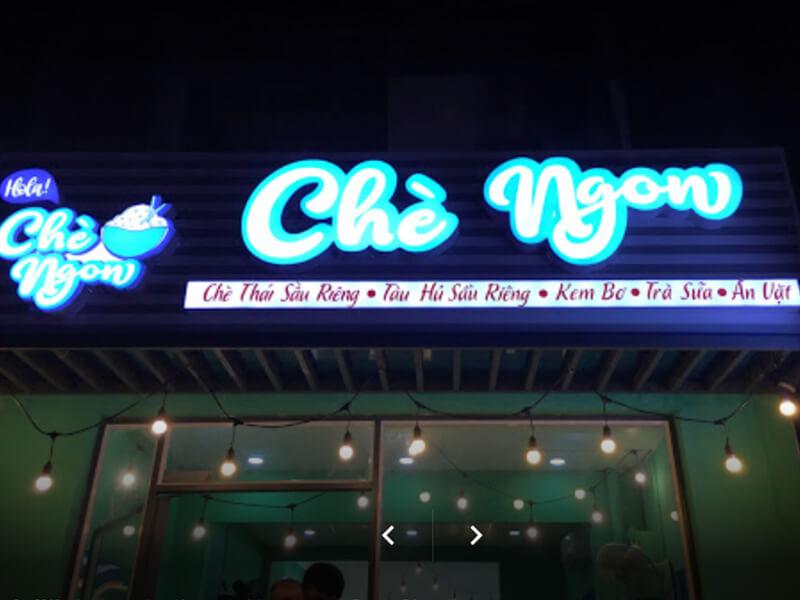 Quán Chè Thái Sầu Riêng Nha Trang