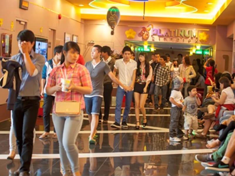 Rạp Chiếu Phim Nha Trang - Platinum Cineplex Nha Trang
