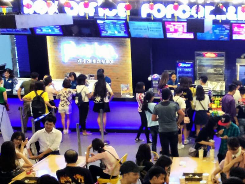 Rạp Chiếu Phim Nha Trang - Beta Cineplex Nha Trang