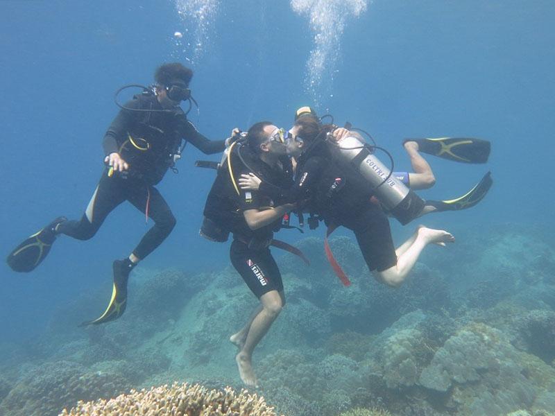 Scuba Diving Nha Trang