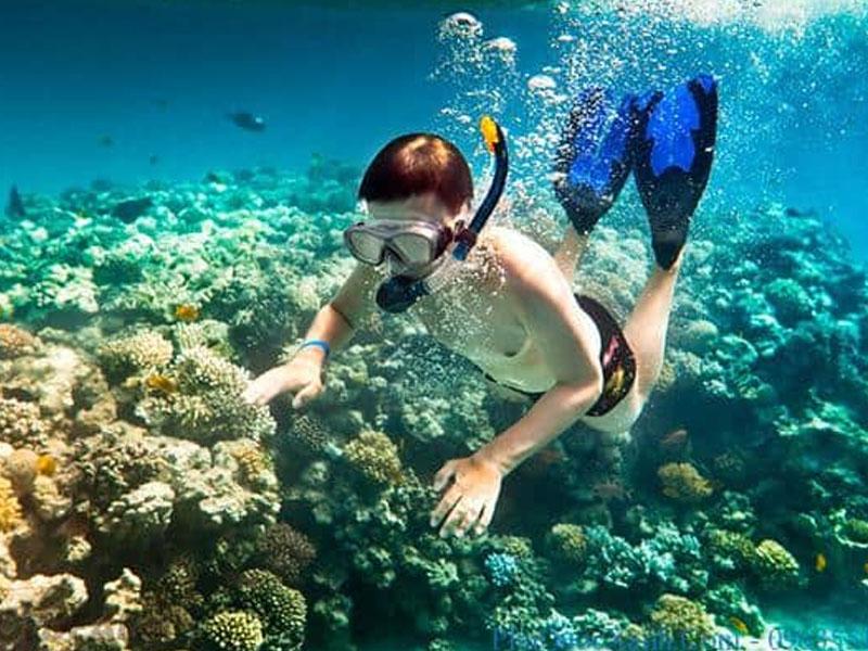 Snorkeling Nha Trang