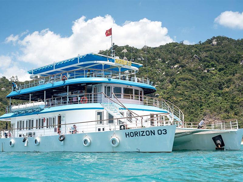 Du Thuyền HORIZON CRUISE