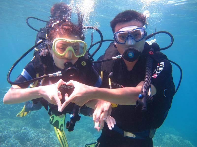 Tour Lặn Biển Nha Trang