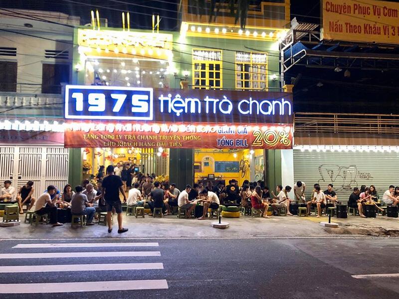 Quán Trà Chanh Nha Trang