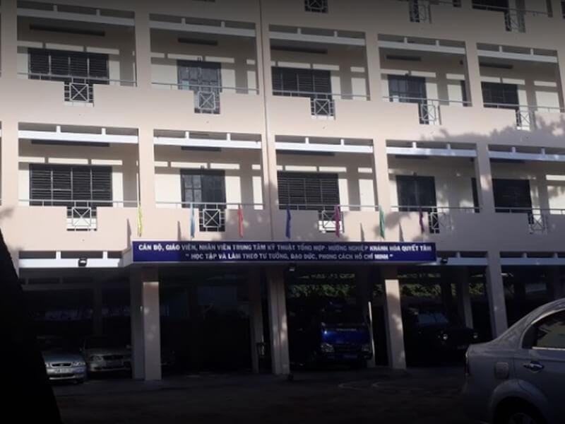 Trung Tâm Kỹ Thuật Tổng Hợp - Hướng Nghiệp Khánh Hòa