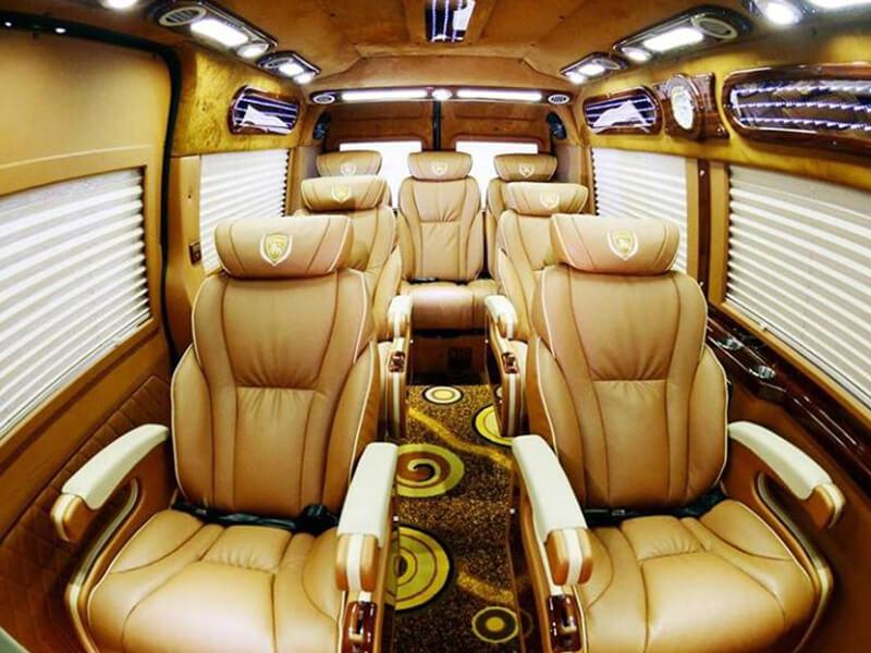 Nhà Xe Thịnh Phát Limousine Nha Trang - Gia Lai