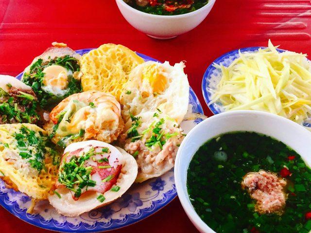 Banh căn Nha Trang