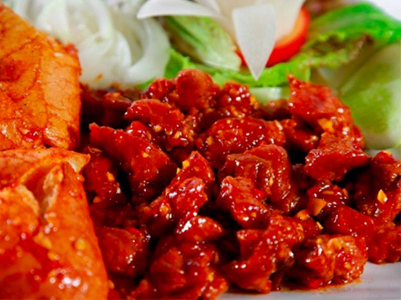Món ăn được nhiều du khách lựa chọn khi tới Nha Trang