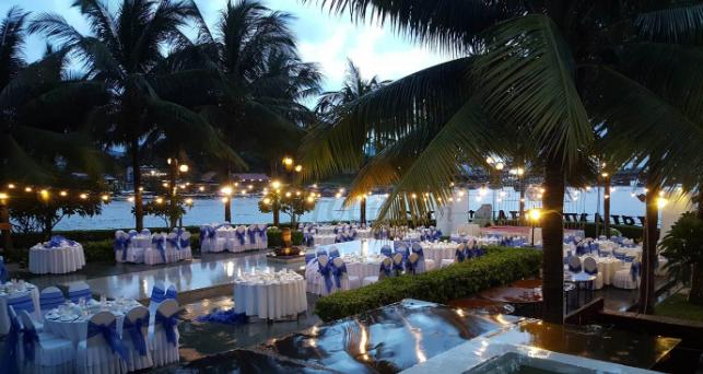 Nhà hàng Champa Garden