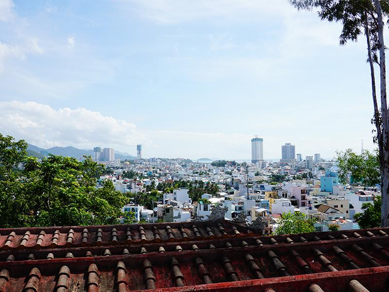 Ngắm trọn thành phố từ trên cao