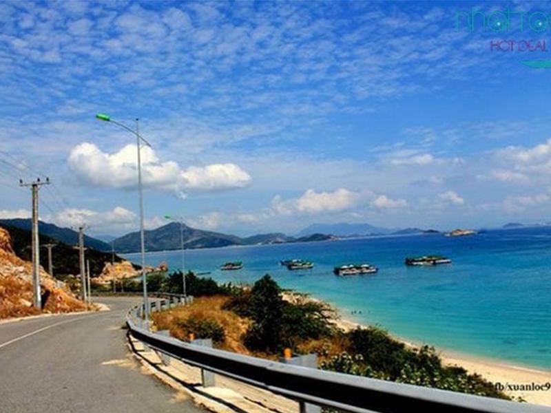 Đi đảo Bình Hưng