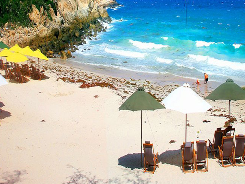 Vẻ đẹp biển Điệp Sơn