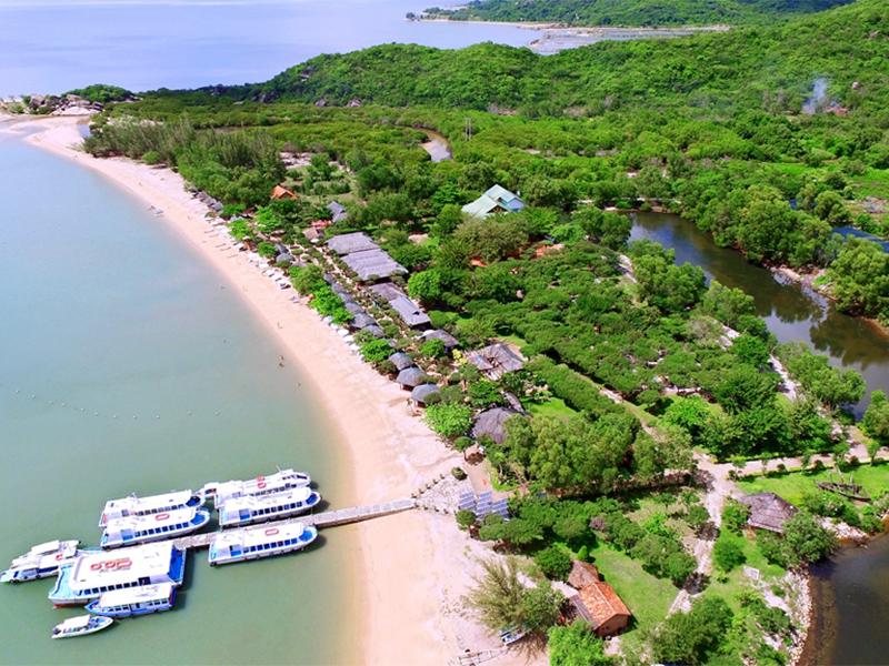 Đảo Hoa Lan Nha Trang