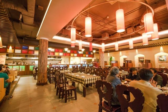 Nhà hàng Đèn lòng đỏ