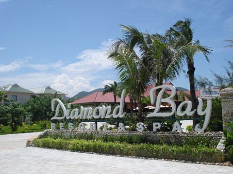 Khu nghĩ dưỡng Diamond Bay