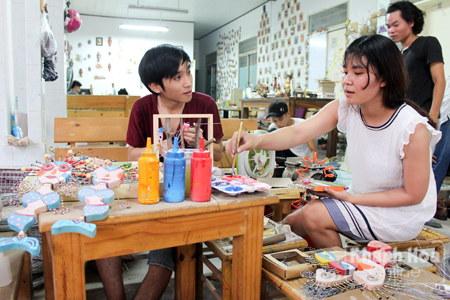 Đồ handmade độc và lạ Nha Trang
