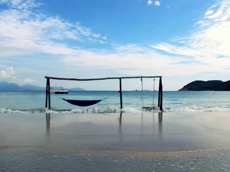 Thiên nhiên hoang sơ tại Đảo Dừa