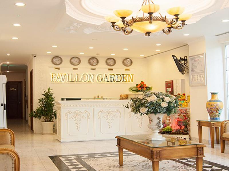 Pavillon Garden