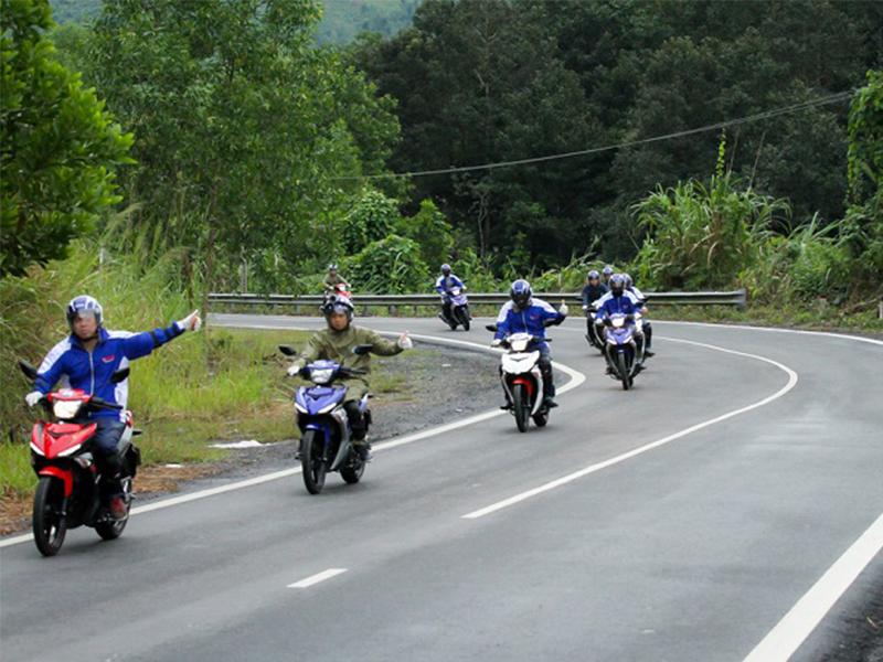 Phượt Sài Gòn Nha Trang bằng xe máy