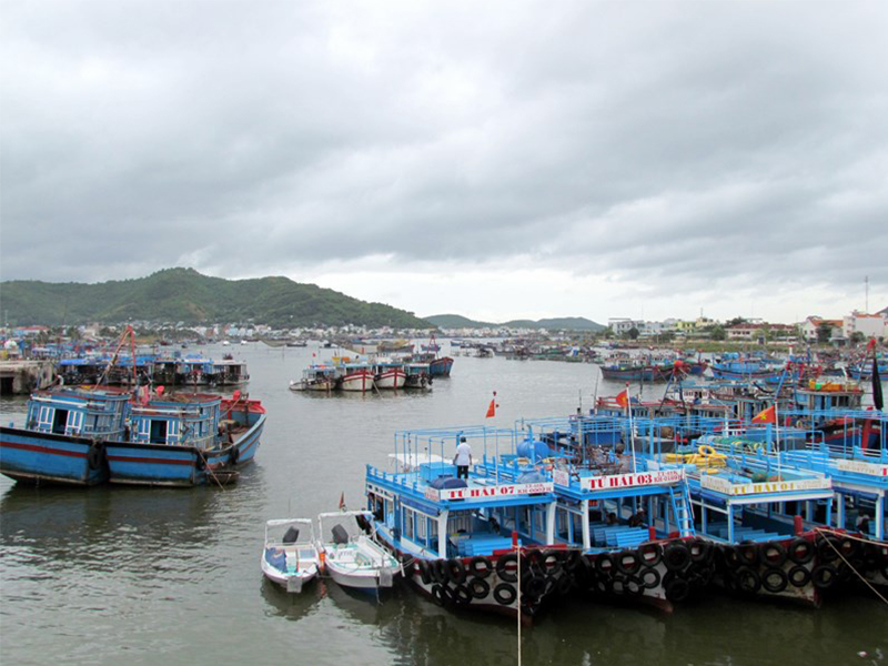 Cảng Hòn Rớ Nha Trang