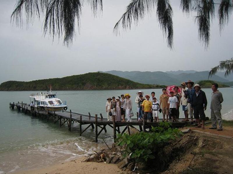 Di chuyển tới Đảo Hòn Thị