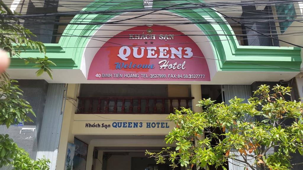 Khách sạn gần biển giá rẻ queen 3