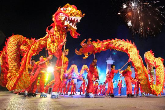 Lễ hội Lân Sư Rồng
