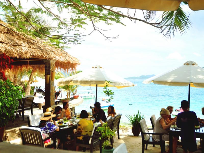 Nhà hàng Mini Beach