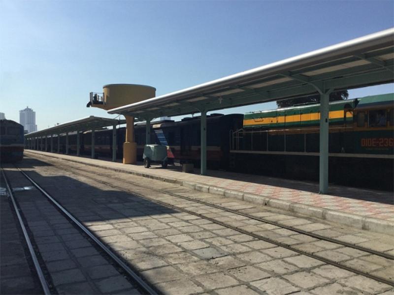 Nhà ga Nha Trang