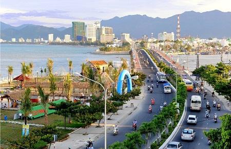 Nha Trang vào những ngày hè nắng đẹp