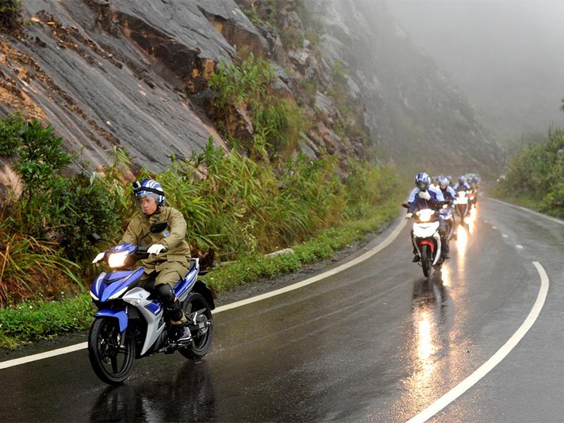 Đi xe máy từ Nha Trang lên Đà Lạt