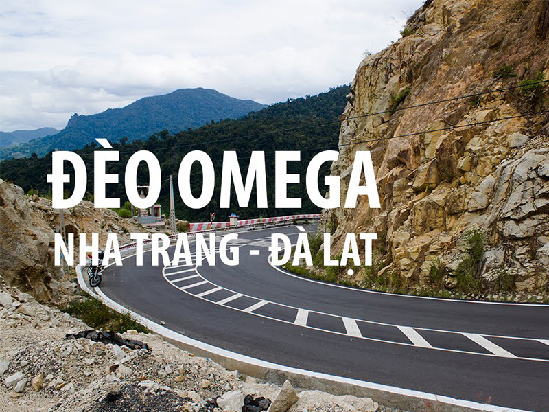 Cung đường Nha Trang - Đà Lạt