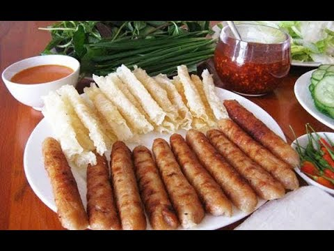 Nem nướng Nha Trang