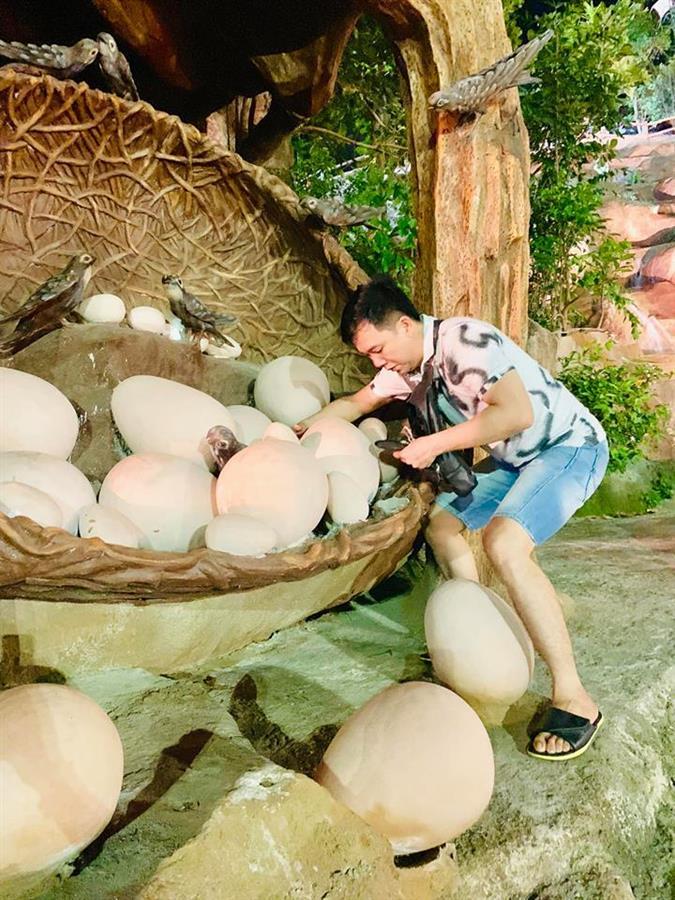 Khu trăm trứng