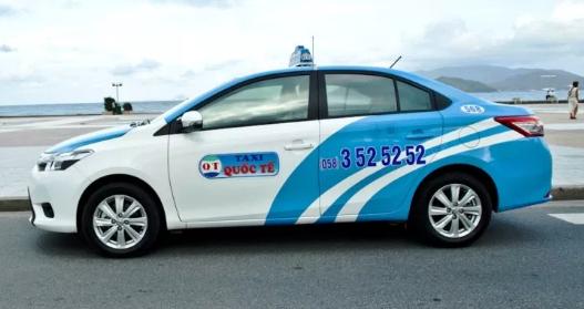 Taxi quốc tế sân bay