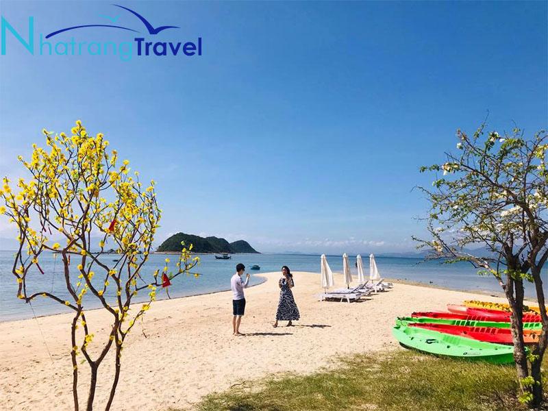 Thời điểm lý tưởng du lịch Đảo Điệp Sơn