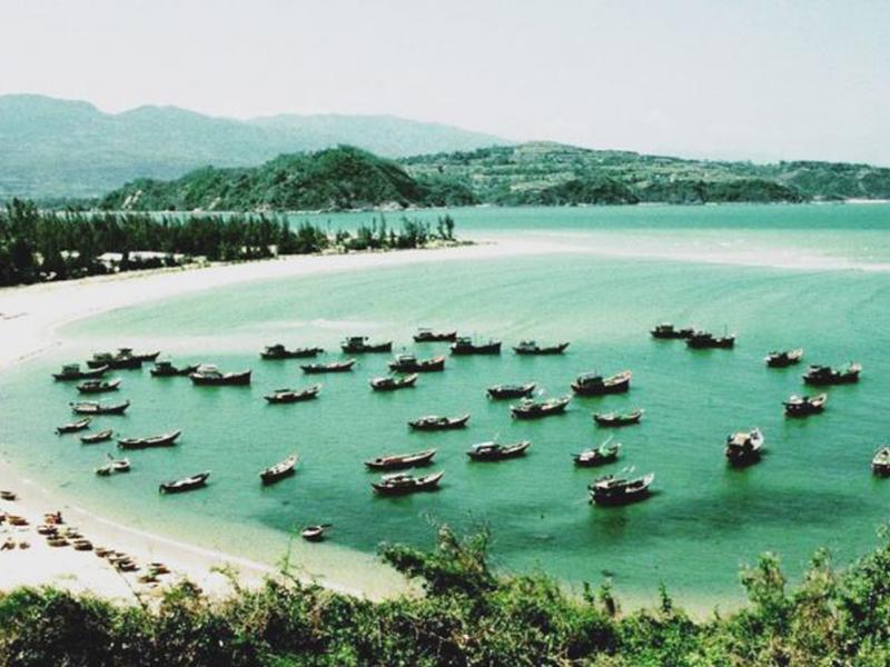 Vẻ đẹp Vịnh Ninh Vân